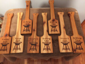 Custom BBQ Scrapers