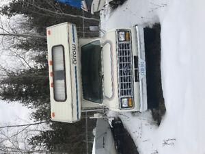88 ford toigo motor home 23 foot
