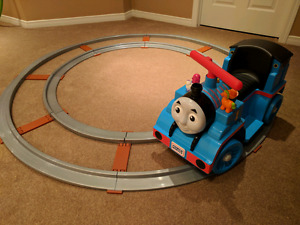 Almost brand new Thomas train
