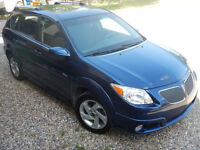"2006 Pontiac Vibe Power Package, 16"" Aluminum Alloy Wheels"