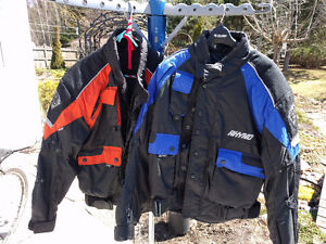 Motorcycle jackets for youth (2 jackets)