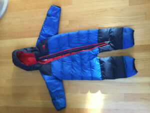 BrandNew Condition DOWN NORTHFACE Infant Bunting Snuggler1/2 OFF