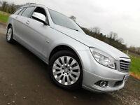 2008 Mercedes-Benz C220 2.1TD AUTO C CLASS ESTATE CDI Elegance DIESEL