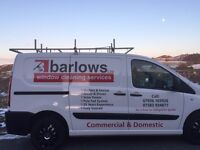 Experienced window cleaner wanted