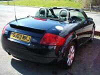 2003 Audi TT Roadster 1.8T Convertible 2d **NEW MOT**