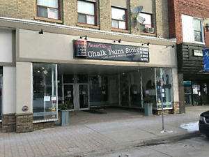 St Thomas Downtown Commercial retail for rent