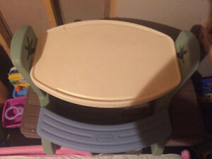 Moving Sale! Reduced!Little Tikes Step 2 Picnic Table for Sale
