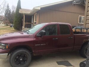 2003 Dodge Laramie quad cab