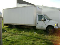 2000 Ford E-350 cube Other