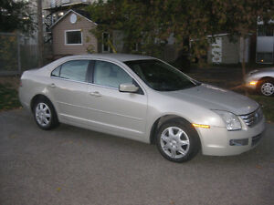 2008 Ford Fusion Sel Berline