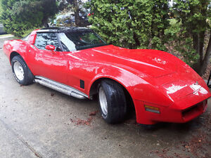 Reduced - MUST Sell  = GORGEOUS 1980 CORVETTE