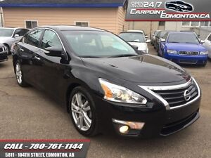 2013 Nissan Altima 3.5 SL TOP OF THE LINE...LOADED...MINT!!!  EV