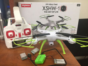 Syma X5HW FPV 2.4Ghz 4CH RC Headless Quadcopter Drone