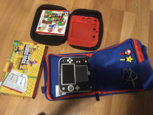 2ds with items