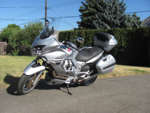 2007 Moto Guzzi Norge. Low Kms. Price REDUCED