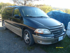 2000 Ford Windstar Minivan, Van....NEED GONE