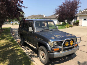 1992 right side drive land cruiser (Turbo Diesel)