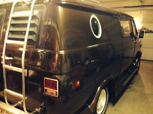Custom Van for Sale