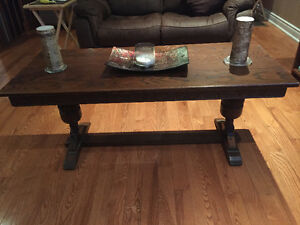 Antique English Coffee Table
