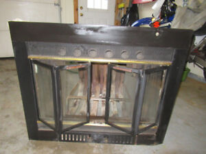 FIREPLACE INSERT INCREASES YOUR HEAT