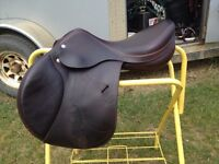 "Equipe Expression 16"" saddle for sale"