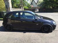 2004 GENUINE LOW MILEAGE CORSA 1.8 SRI MODIFIED FAST HOT HATCH P/X swap