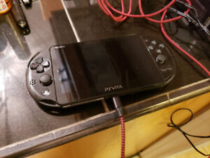 PS VITA for Sale - $75 - No games, sorry, works great.