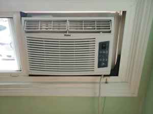 Haier 12000 BTU window ac