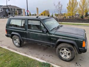 1992 Jeep Cherokee Sport 2 door