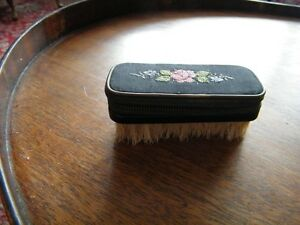 old vanity brush