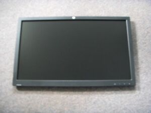 """27"""" HP Monitor screen model ZR2740w for Parts"""