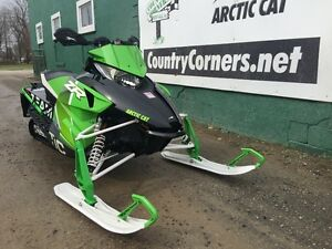 2017 Arctic Cat ZR 8000 RR - QS3 FOX Shocks