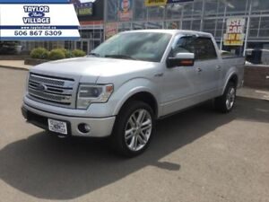 2014 Ford F-150 Limited  - Sunroof -  Navigation -  Leather Seat