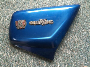 GL1100 Goldwing Right Side Cover Regina Regina Area image 1