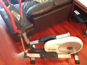 Trade Kettler Ergo elliptical trainer for comparable treadmill