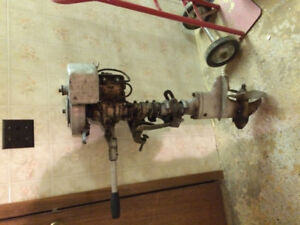 Antique Johnson Outboard Motor for sale