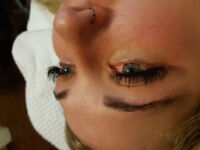 BRAZILIAN WAXING , BROW THREADING  AND LASH EXTENSION