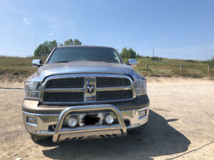 2009 DODGE RAM 1500 LARAMIE - Accident free, crew cab, 152km
