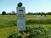 Prestigious Building Lot near Lake Simcoe