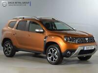 2021 Dacia Duster DACIA DUSTER 1.3 TCe 130 Prestige 5dr SUV Petrol Manual