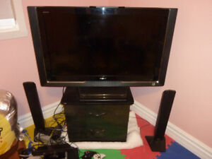 SONY TV NINTENDI WII XBOX 360 4GB KINECT  Sony KDL-37N4000 Télév