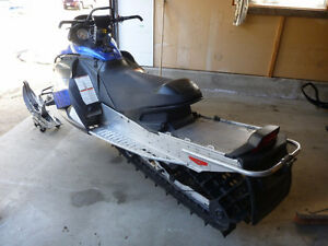 2007 Ski-Doo Summit 600 HO SDI