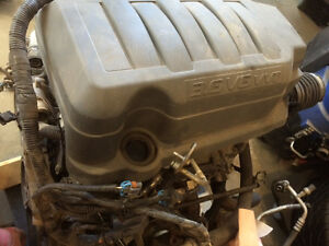 2008 GMC Acadia , outlook and traverse motor 3.6L