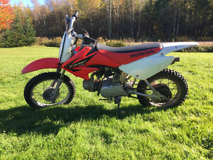Honda CRF 70 Works Perfect & Great Condition