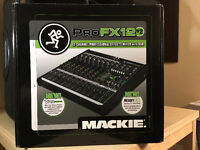 Mackie ProFX12v2  (12-Channel Professional Effects Mixer)