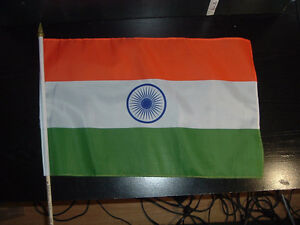 3 FLAGS OF INDIA (ALL BRAND NEW)