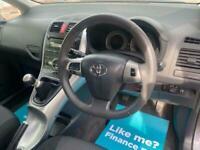 2010 Toyota Auris 1.33 VVT-i TR 5dr Hatchback Petrol Manual