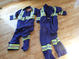 FR Coveralls size 44 $160 for both