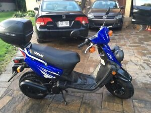 SCOOTER YAMAHA BWS S 50 cc 2009 NON MODFIE