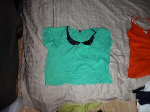 chandail blouse